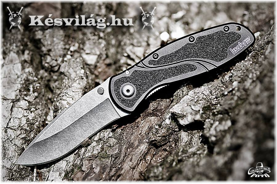 Kershaw Blur-Blackwash 1670BW