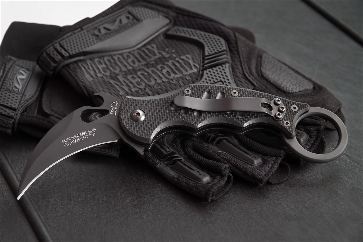 Fox Small Karambit FX-599